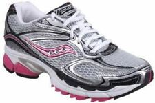 Women's Saucony ProGrid Guide 4 •SILVER/PINK• Running Shoe
