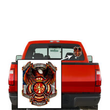 True Heroes Are The Ones Who Neve Made It Home 343 Firefighter Decal Sticker