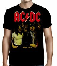 AC/DC Highway To Hell Shirt Official Licensed ACDC T-Shirt New S M L XL 2XL