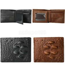 Retro New Men's PU Leather Credit Card Coin ID Wallet Purse