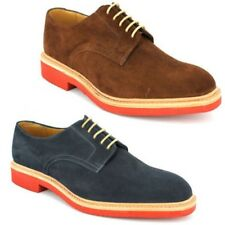 MENS LOAKE SUEDE FORMAL SMART LACE UP OFFICE WORK OCCASION SHOES MORRISON