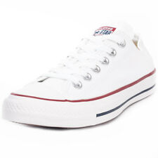 Converse Chuck Taylor Allstar Ox Womens Trainers White New Shoes