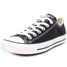 Converse Chuck Taylor Allstar Ox Wmns Trainers Black White New Shoes