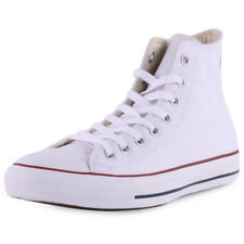 Converse Chuck Taylor All Star High Unisex Trainers White New Shoes