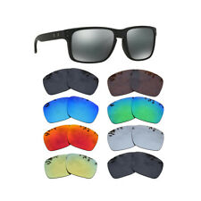Introsk Trail Shield Replacement Lenses For-Oakley Holbrook Sunglasses Options