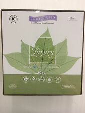 Protect-a-Bed Luxury (Tencel) Waterproof Mattress Protector King Size