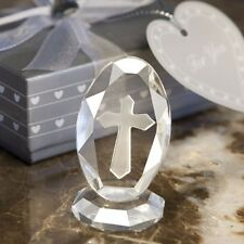 Choice Crystal Cross Favors - Baptism Christening / FC-2233