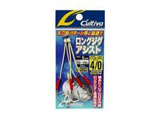 Owner Cultiva Jigger Light Long Twin Assist Hooks JTL-22
