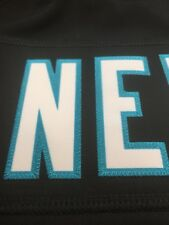 CAM NEWTON JERSEY-NIKE AUTHENTIC-STITCHED-LARGE-CAROLINA PANTHERS-RETAIL$150 NWT
