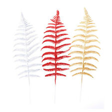 Christmas Leaves Xmas Decor Home Party Decoration Hanging Ornaments Gift、New