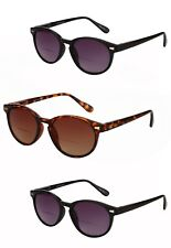 "3 Pair of ""The Brilliance"" Unisex Bifocal Reading Sunglasses - Outdoor Readers"