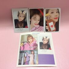 Twice SANA 사나 Official Photocard 1st Album Twicetagram LIKEY Photo Card SELECT