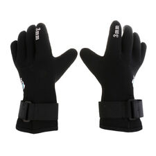 3mm Neoprene Wetsuit Gloves for Snorkel Swimming Surfing Scuba Diving S-XL