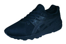 Asics Gel Kayano Trainer EVO Mens Running Trainers / Retro Sports Shoes - Black