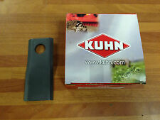 Kuhn trailed mower blades LH Part number 55903210
