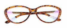 Optical Retro Womens Sexy Cat eye Glasses Frame Eyeglasses Classic Clear lens Rx