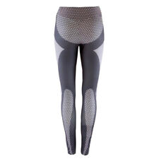 Polyester Ladies Yoga Leggings Sports Trousers Fitness Tights Pants Trousers