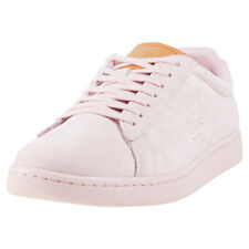 Lacoste Carnaby Evo 317 9 Mens Trainers Light Pink New Shoes