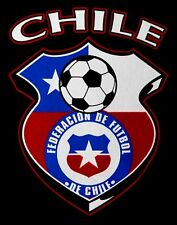 CHILEAN CHILE SOCCER / FOOTBALL LEAGUE GAME ZIP HOODIE SWEATSHIRT XT111