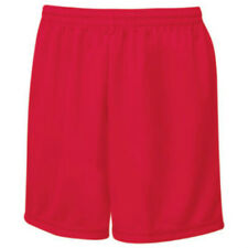 High Five Aero Soccer Shorts Adult Scarlet Small  Polyester Moisture Mgmt.