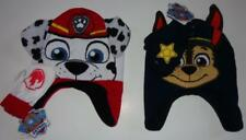 PAW PATROL Toddler Boys Hat Gloves WINTER SET Cap Beanie Mittens CHASE MARSHALL