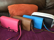NWT Coach 38495 Turnlock Crossbody Leather Bag Multiple Color