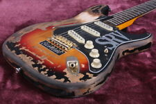 Custom Shop Limited Edition Masterbuilt SRV Stevie Ray Vaughan Tribute Guitar
