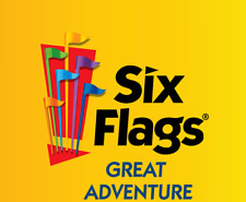 SIX FLAGS GREAT ADVENTURE TICKETS $24.99  A PROMO DISCOUNT TOOL