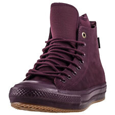 Converse Ctas Waterproof Hi Sangria Mens Boots Wine New Shoes