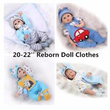 """Newborn Baby Clothes Set For 20''-23"""" Reborn Boy Doll Outfit , NOT Included Doll"""