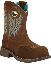 Ariat Fatbaby Cowgirl Work Boot - Composite Toe - 10016245