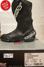 TCX S-SPORTOUR motorcycle boots NEW rrp$319! Road Motorbike #43 #44 #46 #47
