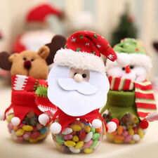 Christmas Decorations Gift Santa Claus Chocolates  Boxes (not include candy)*_*