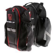 Waterproof Rear Pouch Cycle Bag Pannier Bicycle Cycling Saddle Tail Bike Bag