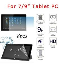 """Hot!!! 1/2/5/8/10PCS LCD Screen Guard Shield Film Protector For 7"""" Tablet PC MID"""