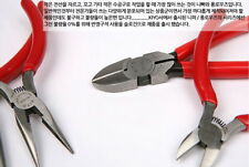 "4.5"" 5.9"" 7.8"" KIYO Diagonal Cutting Plier Side Cutter Nipper Cable Wire Tool"