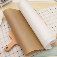 Kitchen Cookies Pastry Baking Paper Tray Oven Bakeware Mat Sheet 4 Types