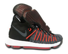 [878637-010] NIKE KD 9 ELITE BLACK WHITE GREY ORANGE MEN SNEAKER SIZE 10