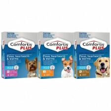 Comfortis™ Plus Flea Treatment For Dogs (6-Chew Pack)