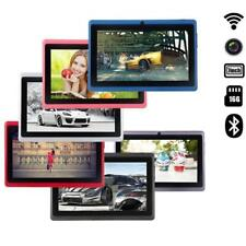 7'' Inch 16G A33 Allwinner Android 4.4 Quad Core Dual Camera WiFi HD Tablet PC #
