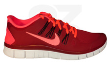 Nike Free 5.0+ Gym Red/Atomic Red-Black (Authentic) 579959 660