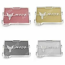 Radiator Grille Guard Cover Protector For Yamaha MT07 FZ07 2013 2014 2015 2016
