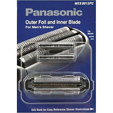 Panasonic WES9013PC Electric Razor Replacement Inner Blade and Outer Foil Set fo
