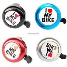 New Bicycle Mountain Bike Bell Aluminum Bell Mini Bell Riding Equipment FF