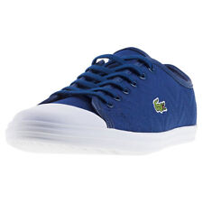 Lacoste Ziane Sneaker 417 Womens Trainers Blue New Shoes