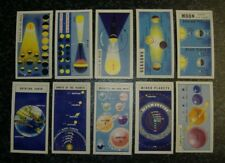 Brooke Bond Out Into Space - (Issued In) -  Select Your Cards