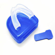 Stop Snoring Anti Snore Mouthpiece Apnea Guard Bruxism Tray Sleeping Aid LOT YL
