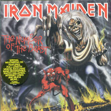 Iron Maiden - Number Of The Beast (CD Used Like New)