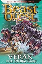 Beast Quest: Verak the Storm King: Special 21 by Adam Blade Paperback Book Free