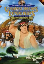 Greatest Heroes and Legends of the Bible: David and Goliath (DVD Used Like New)